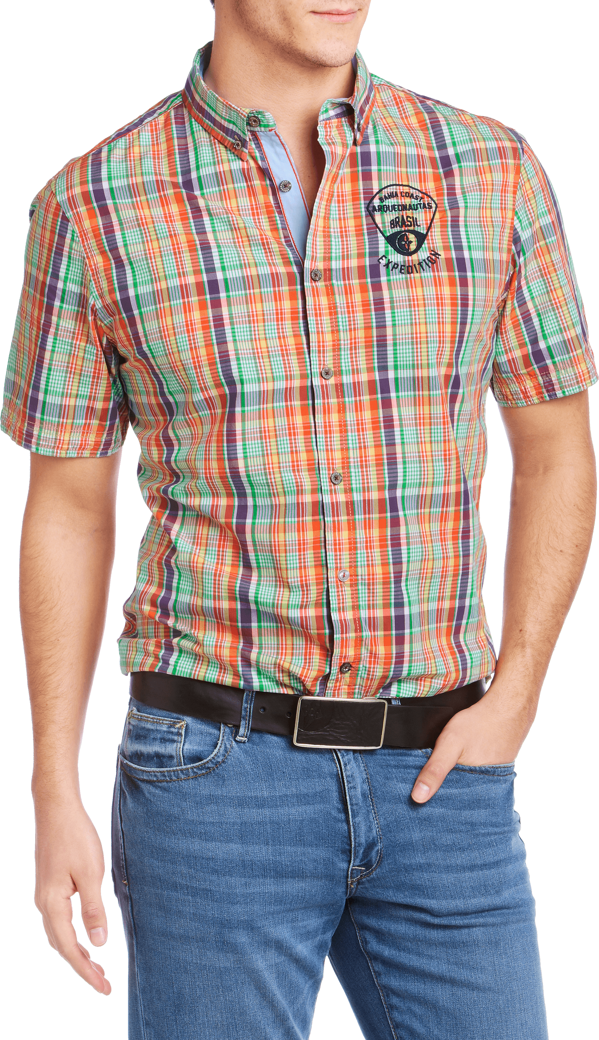 Men Polo Shirt Png Image PNG Image
