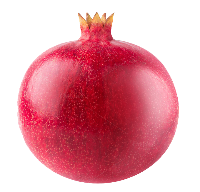 Pomegranate Transparent Background PNG Image