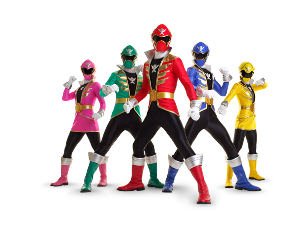 Power Rangers Transparent PNG Image