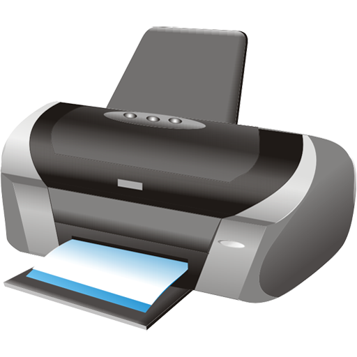 Printer File PNG Image