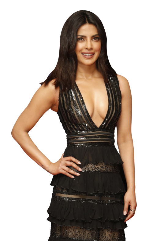 Priyanka Bollywood Chopra Actor Free Transparent Image HQ PNG Image