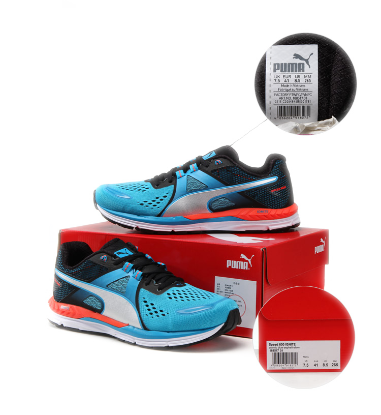 Puma Shoes Running Skate Sneakers Shoe PNG Image