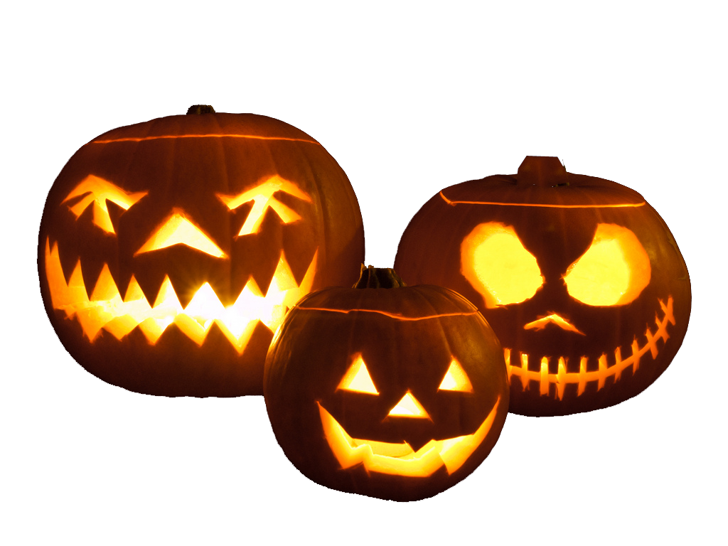 Halloween Pumpkin Transparent PNG Image