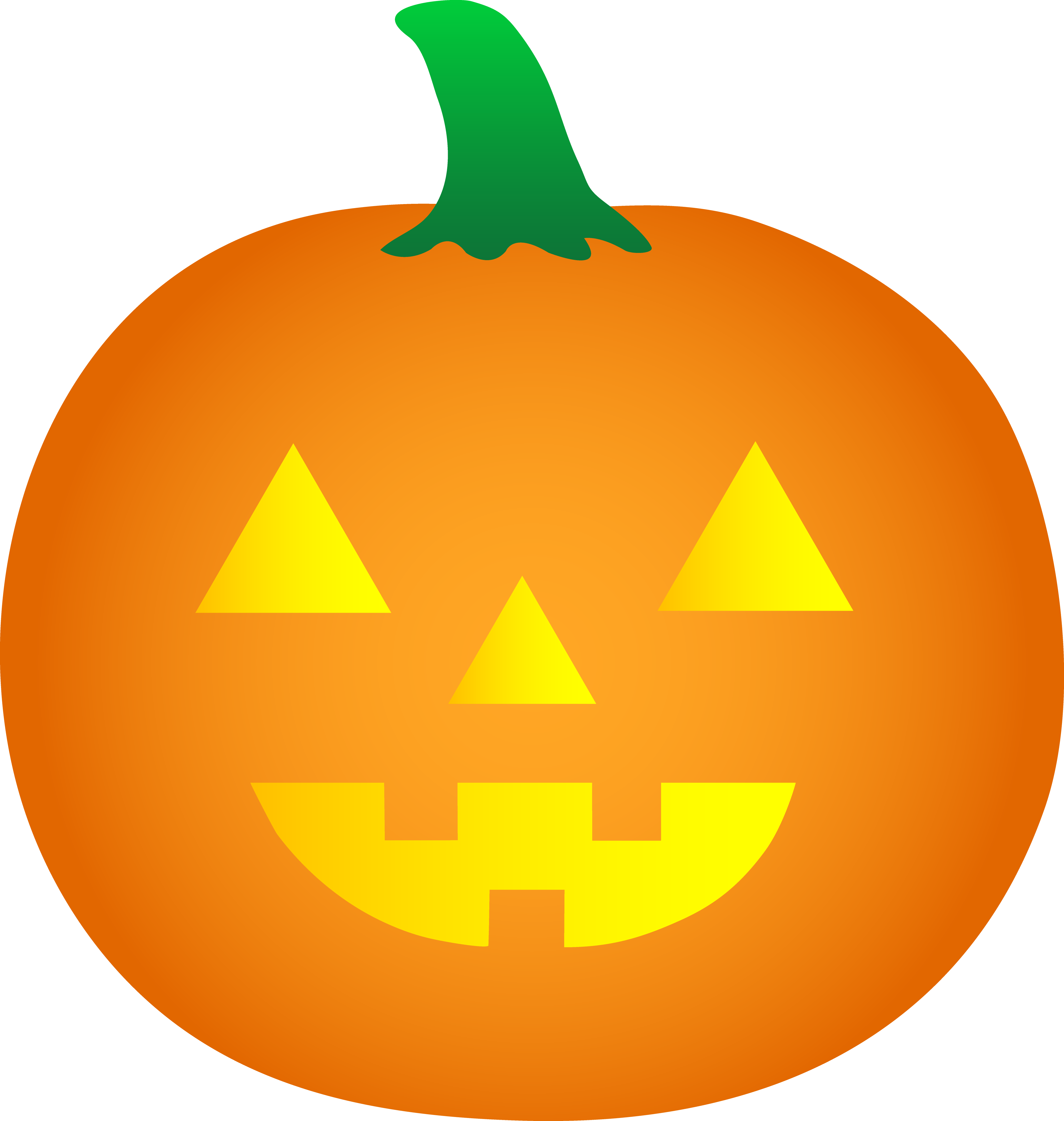 Happy Pumpkin Image PNG Image