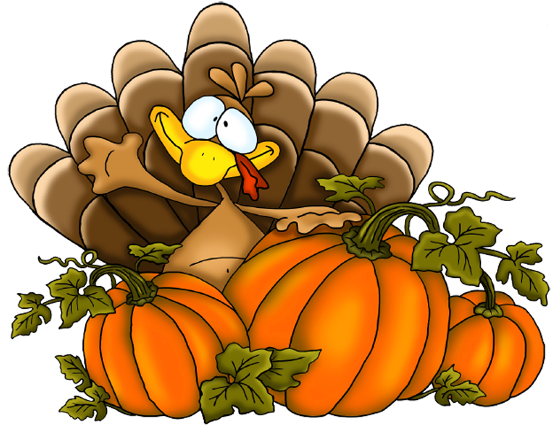 Turkey Winter Food Vegetarian Thanksgiving Squash Meat PNG Image
