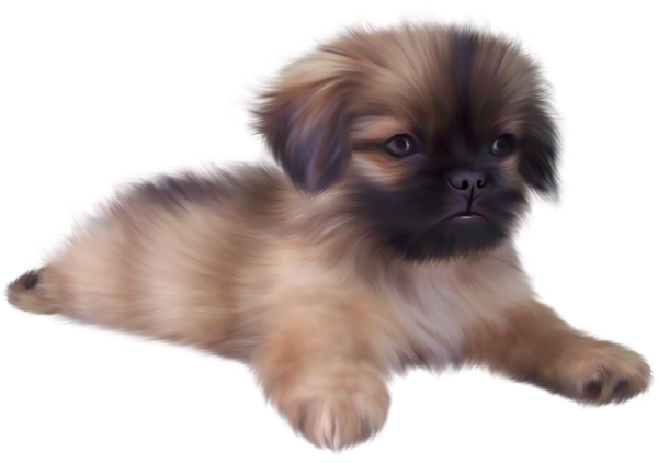 Puppy File PNG Image