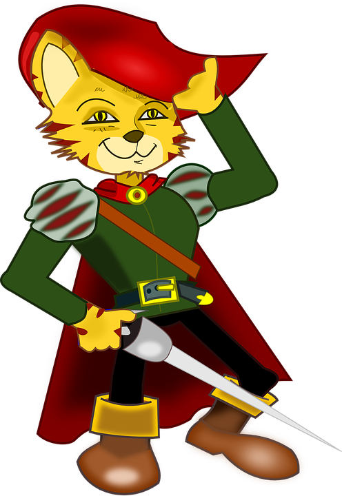 Puss In Boots Free Download PNG Image