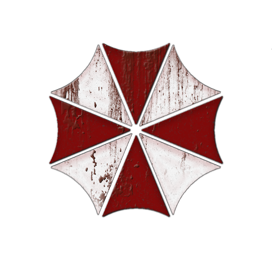 Resident Umbrella Corps Evil Red PNG Image High Quality PNG Image