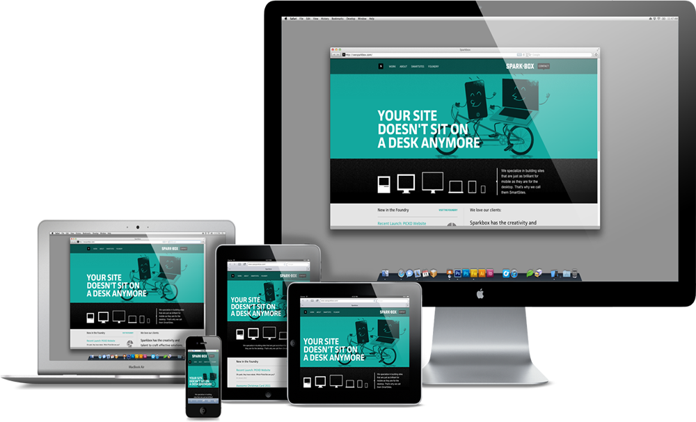 Responsive Web Design Png Image PNG Image