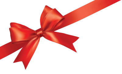 Red Gift Ribbon Png Image PNG Image
