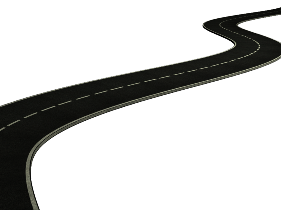 Road Transparent PNG Image