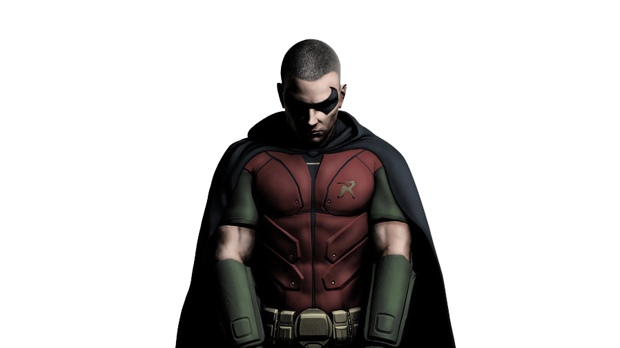 Arkham City Robin Photos PNG Image