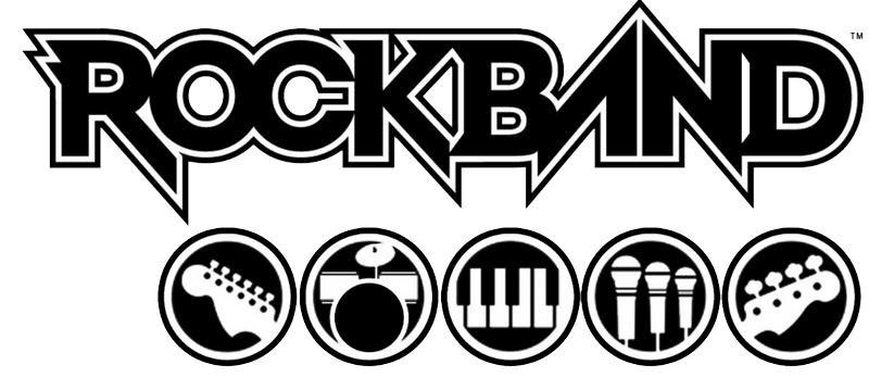 Rock Band Transparent PNG Image