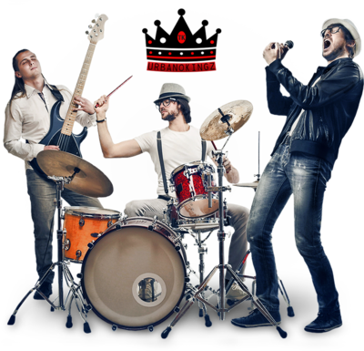 Rock Band Free Download PNG Image