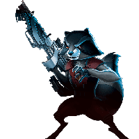 download rocket raccoon free png photo images and clipart