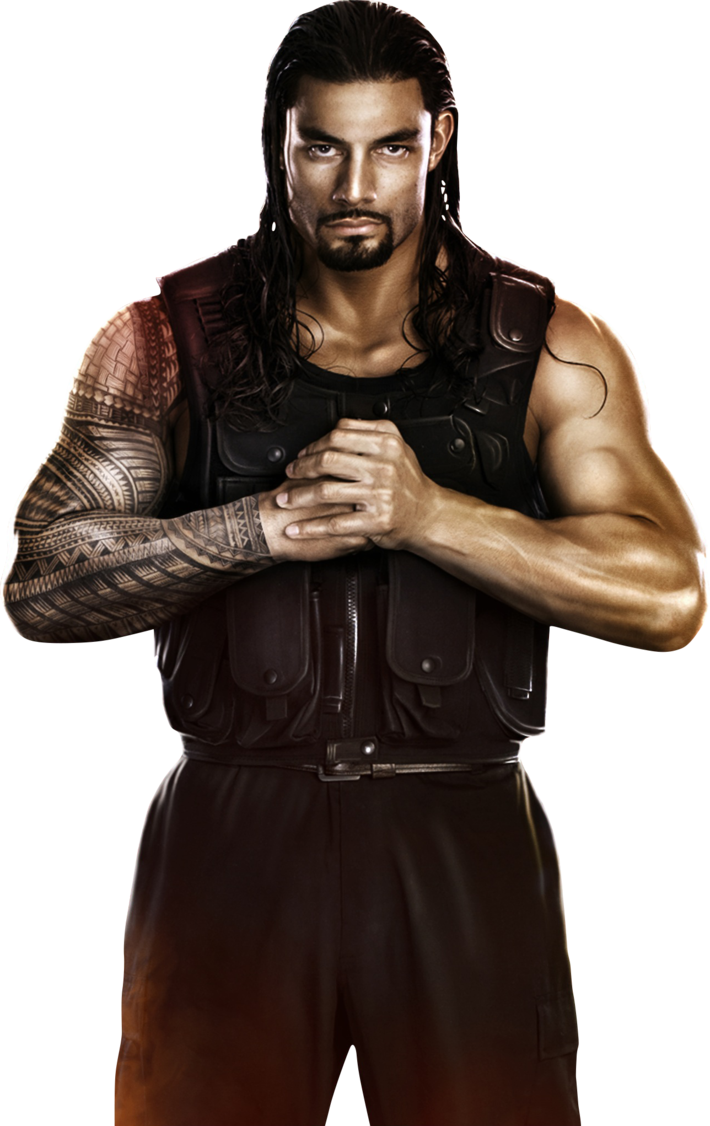 Roman Reigns Body Png PNG Image