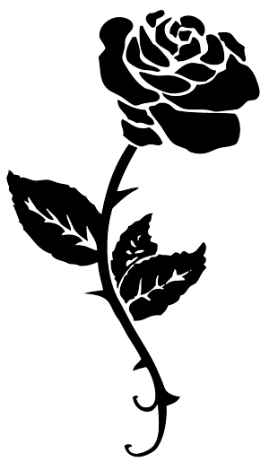 Rose Tattoo High-Quality Png PNG Image