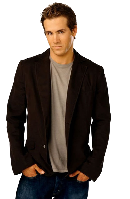 Ryan Reynolds Clipart PNG Image