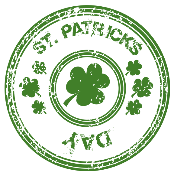 Ireland Leaf Shirt Patrick Saint Grass Day PNG Image