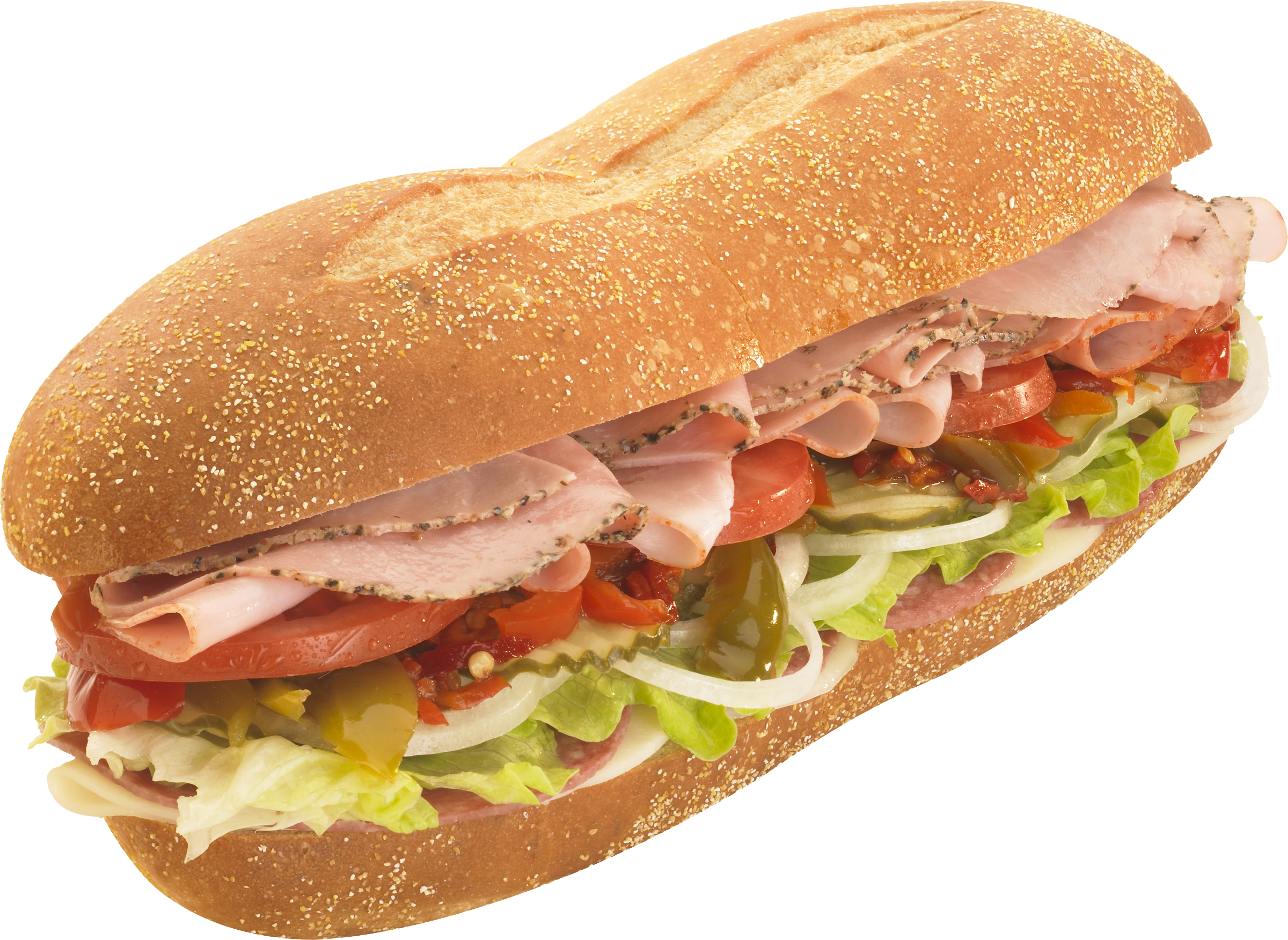 Sandwich Transparent PNG Image