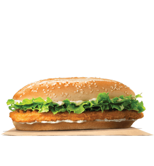 King Whopper Sandwich Tendercrisp Specialty Burger Sandwiches PNG Image