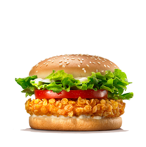 King Whopper Sandwich Hamburger Specialty Burger Sandwiches PNG Image
