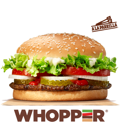 King Whopper Sandwich Hamburger Burger Chicken PNG Image