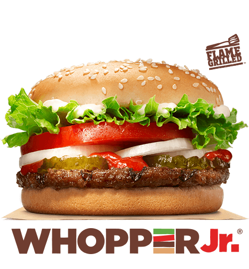 King Whopper Sandwich Hamburger Big Fries French PNG Image