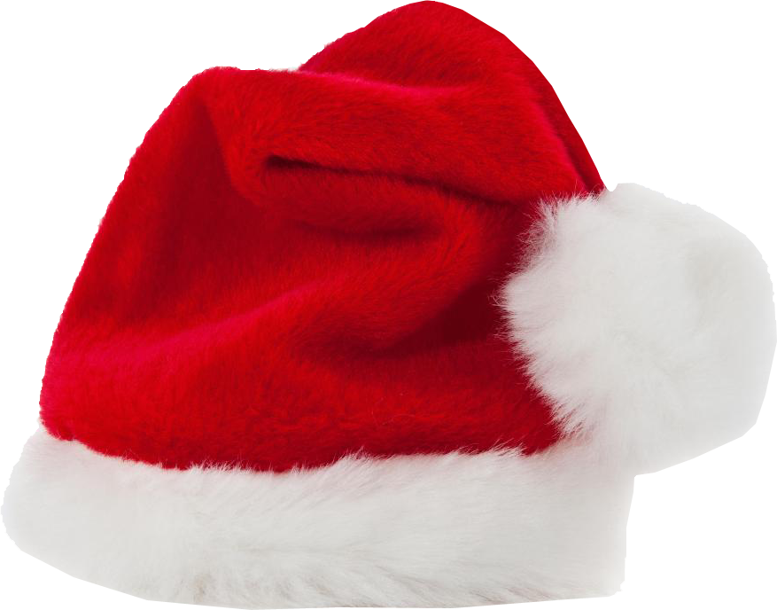 Christmas Hat Transparent PNG Image