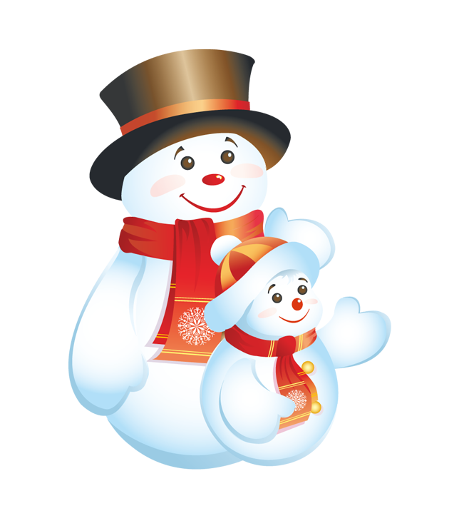 Snowman Android Claus Christmas Santa Free Photo PNG PNG Image