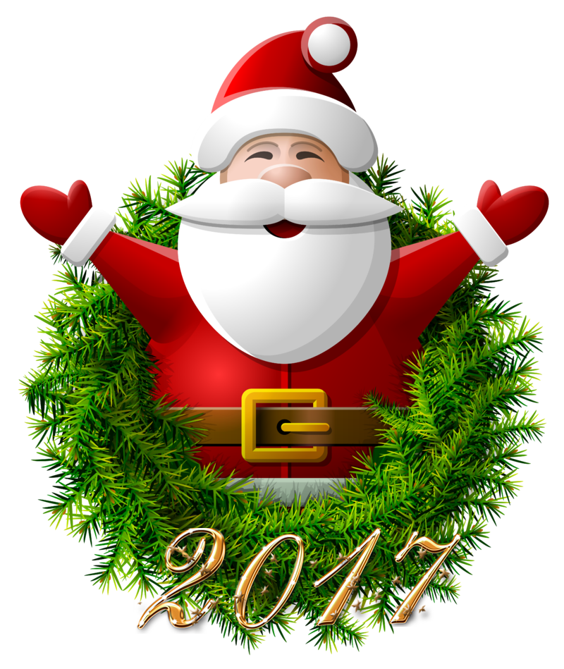 Claus Day Decoration Santa Child Party Christmas PNG Image