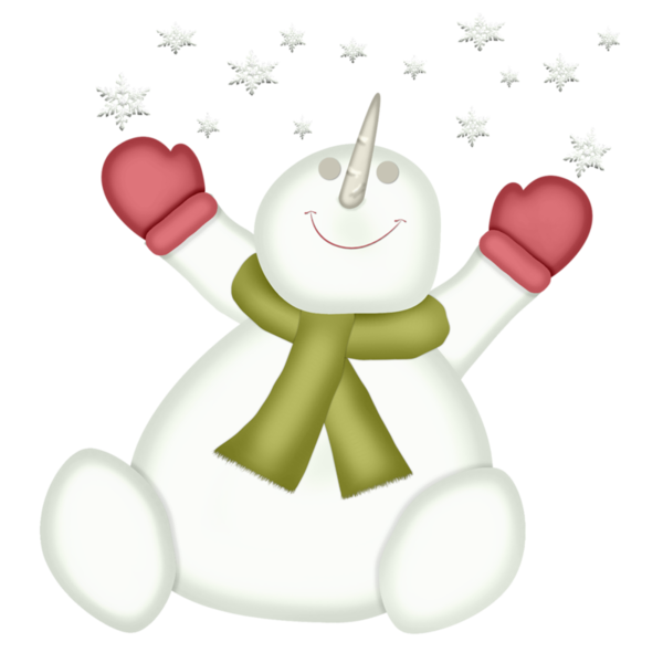 Snowman Claus Day Decoration Santa Drawing Christmas PNG Image