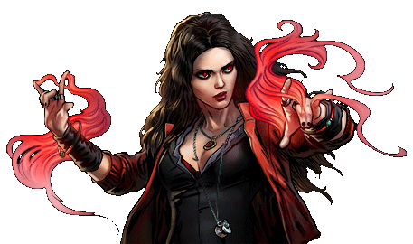 Scarlet Witch Png Pic PNG Image