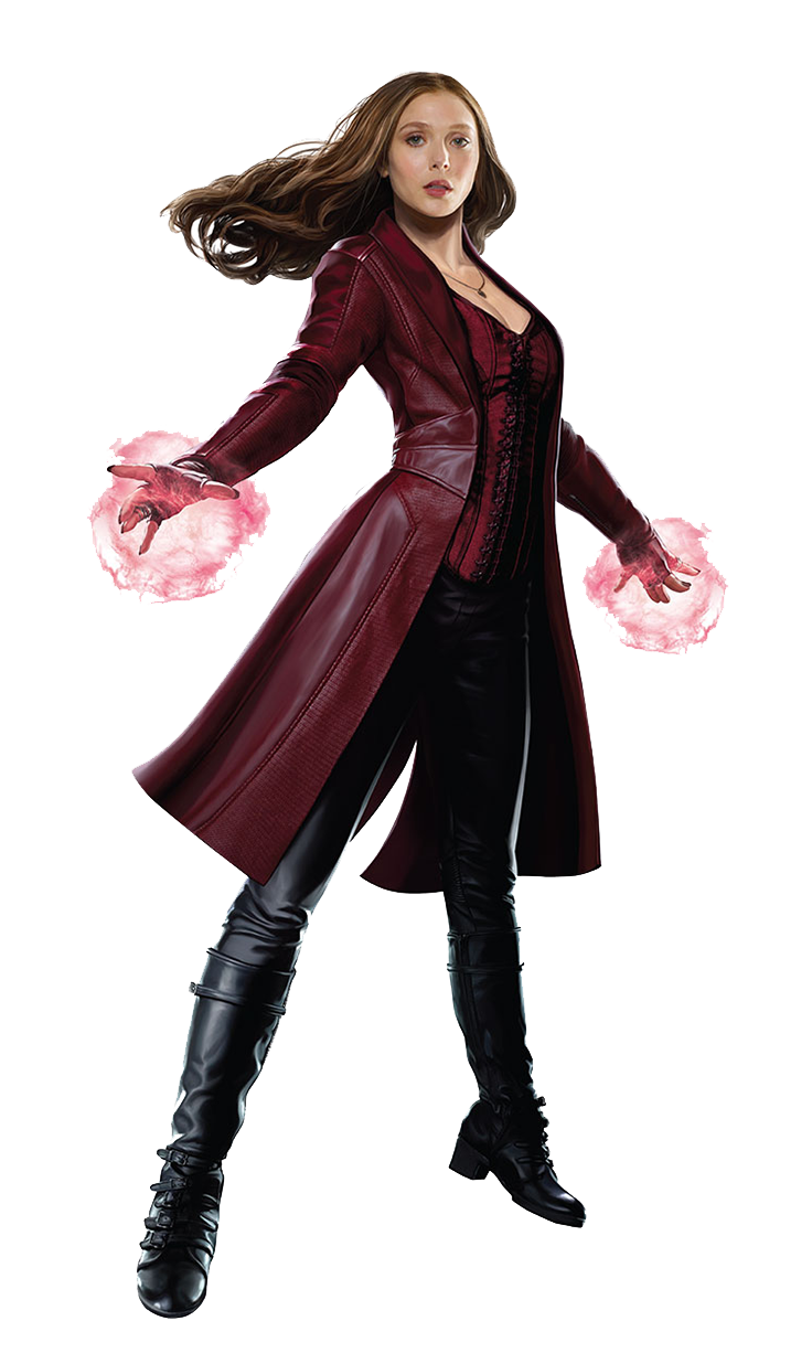Download Scarlet Witch Transparent Picture HQ PNG Image ...