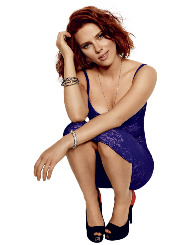 Scarlett Johansson Png PNG Image