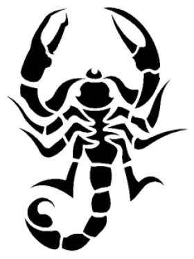 Scorpion Tattoos Png Picture PNG Image