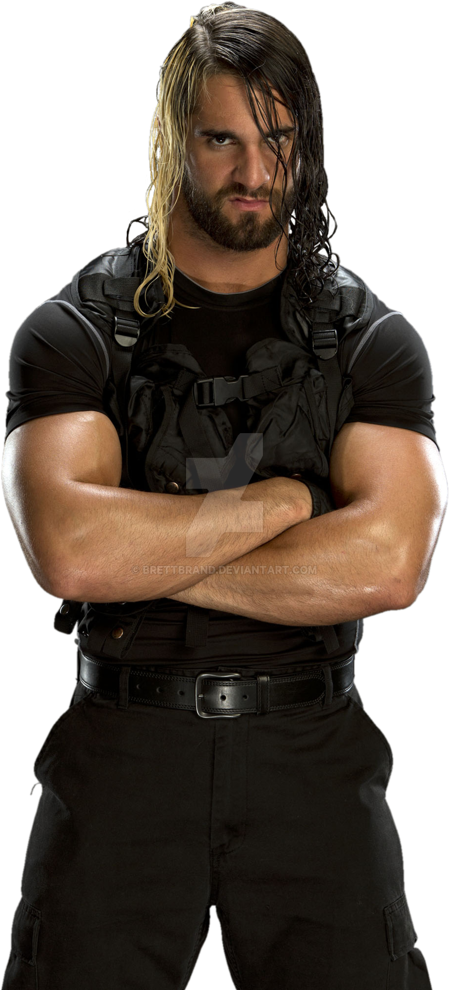 Seth Rollins Free Png Image PNG Image