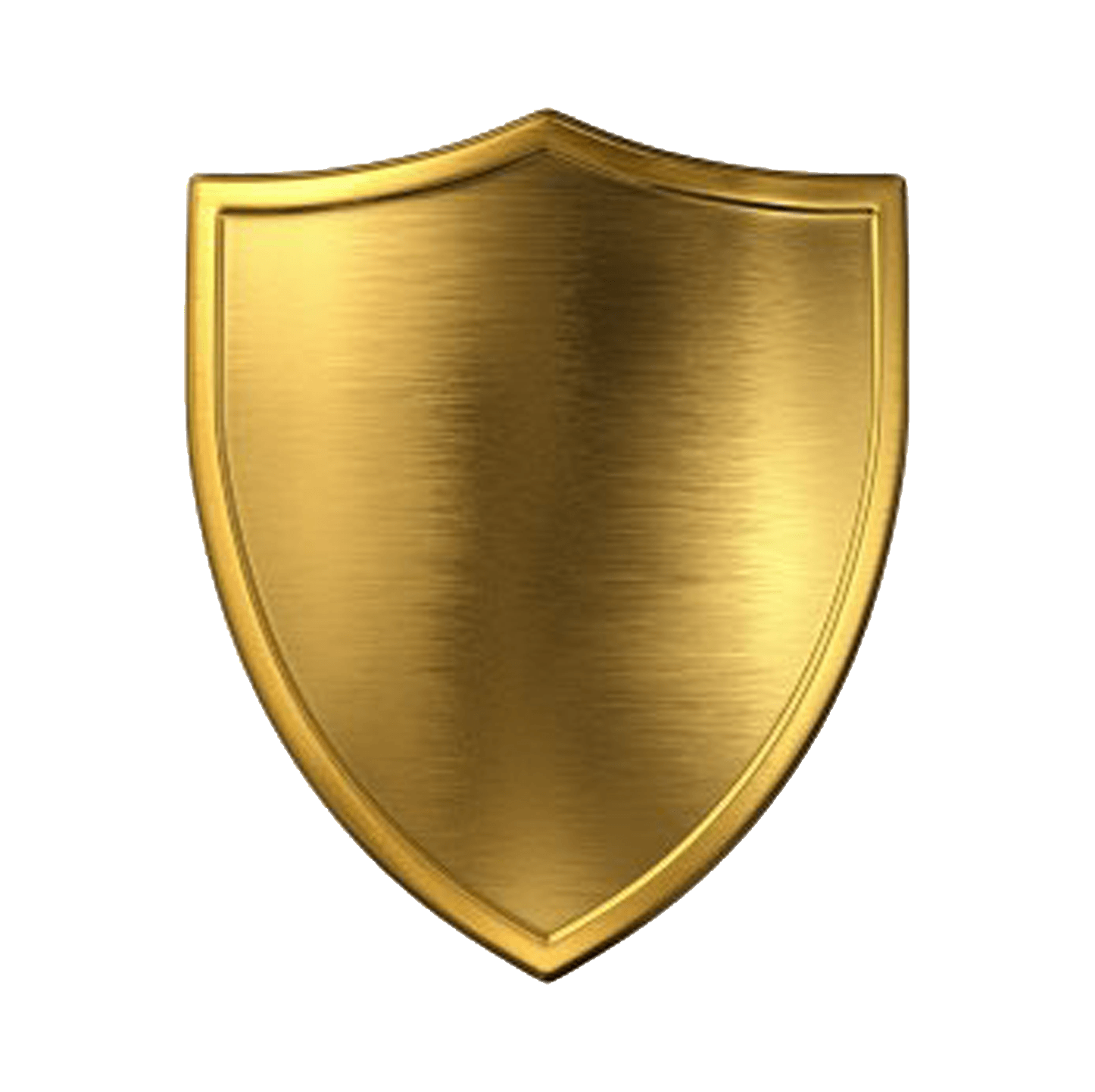 Gold Shield Png Image Picture Download PNG Image
