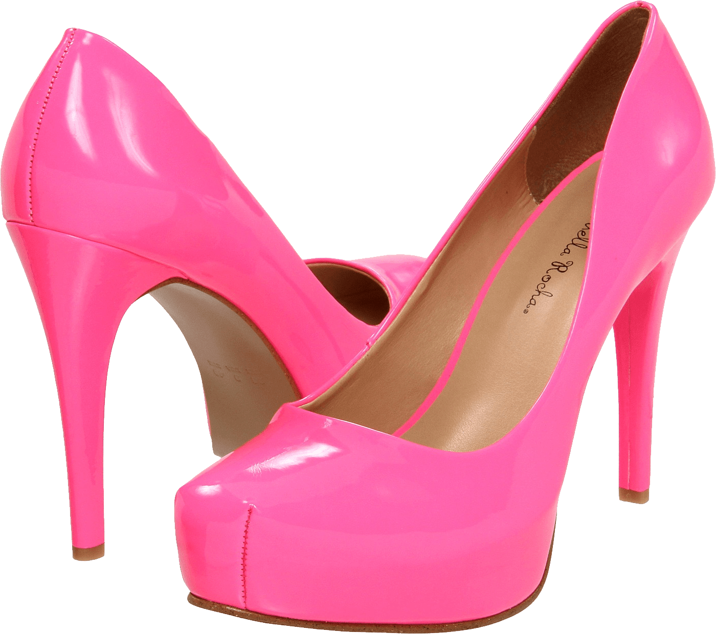 Female Shoes Transparent PNG Image