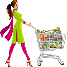 Shopping High-Quality Png PNG Image