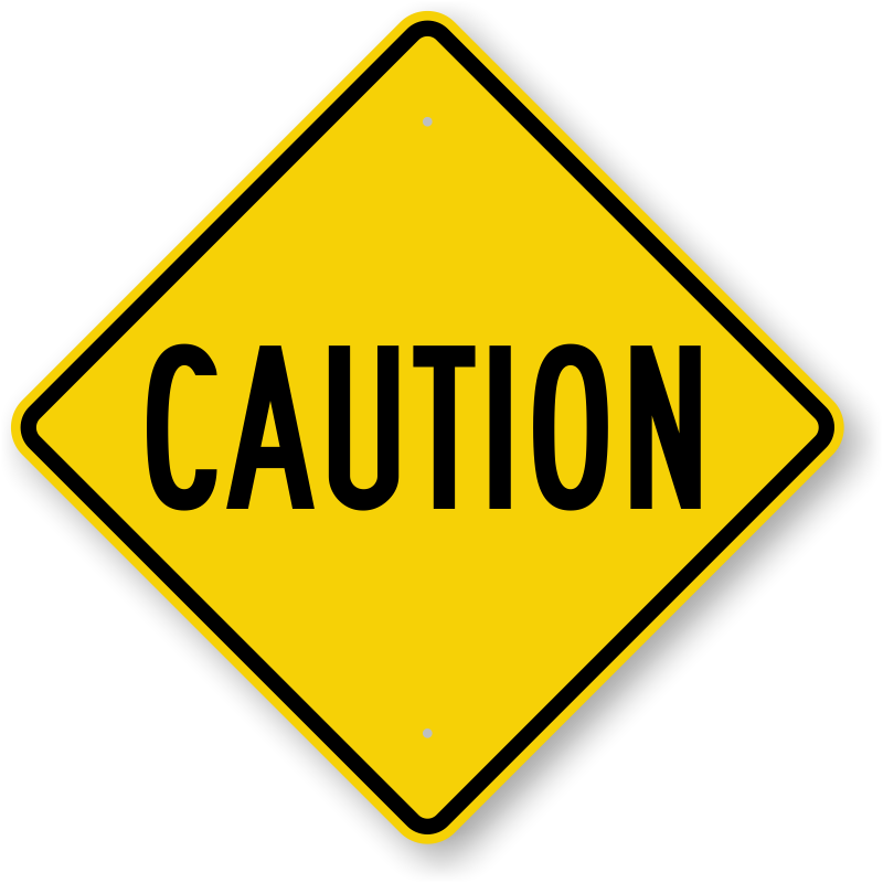 Danger Ahead Photos PNG Download Free PNG Image