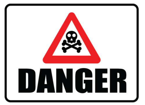 Danger Sign HD Free Download PNG HQ PNG Image