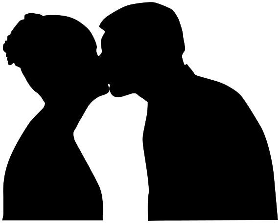 Silhouette Png Picture PNG Image