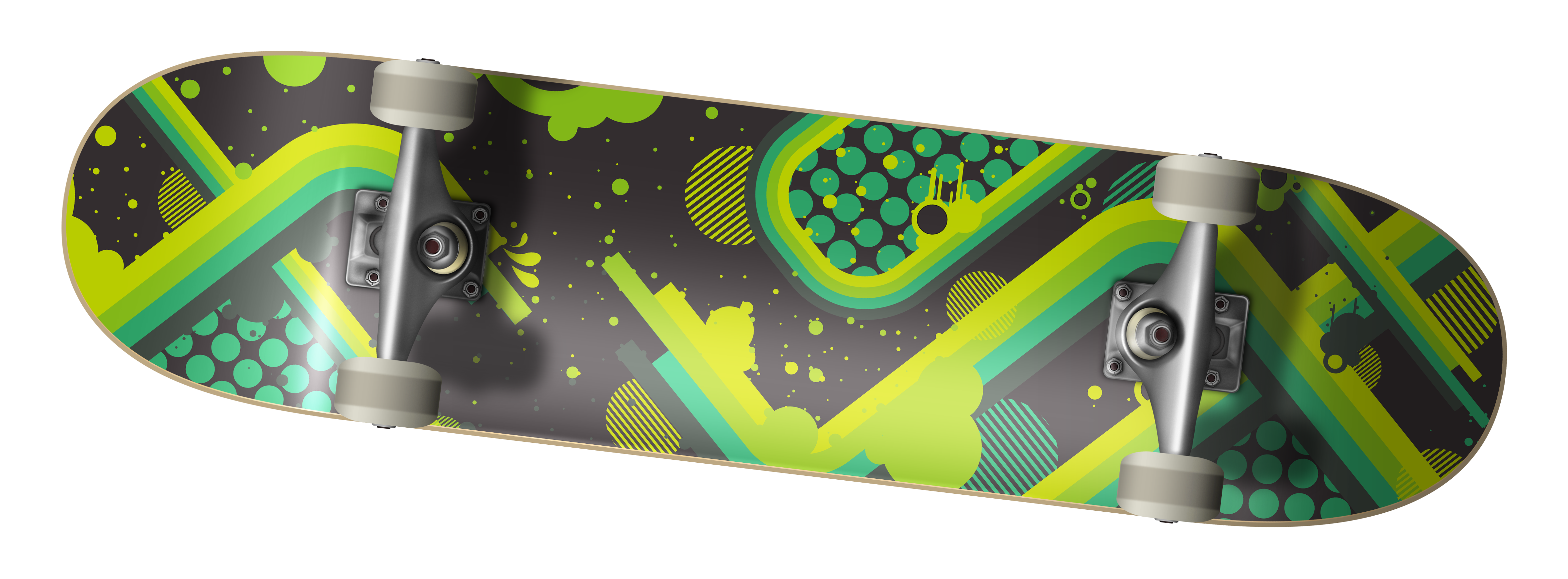 Skateboard Transparent PNG Image