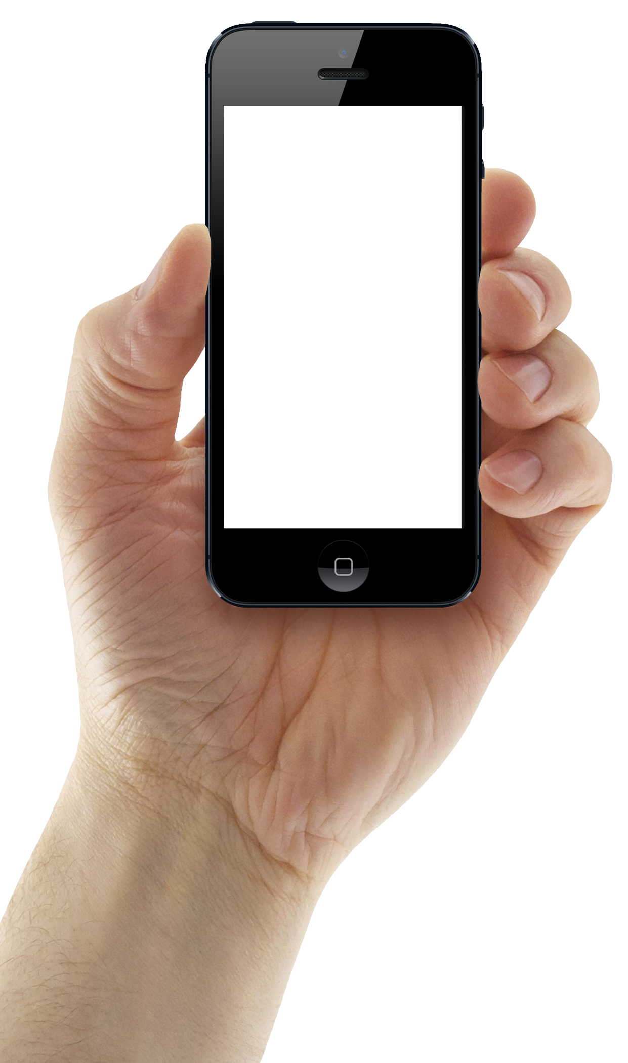 Smartphone Mobile App Hand Iphonepng Holding Pngpix PNG Image