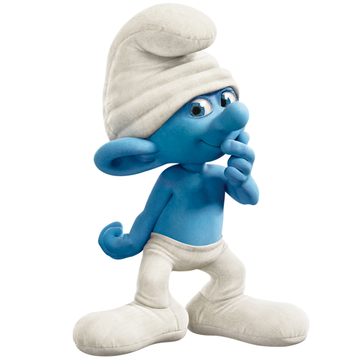 Smurfs Clipart PNG Image