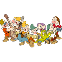 Download Snow White And The Seven Dwarfs Free Png Photo Images And