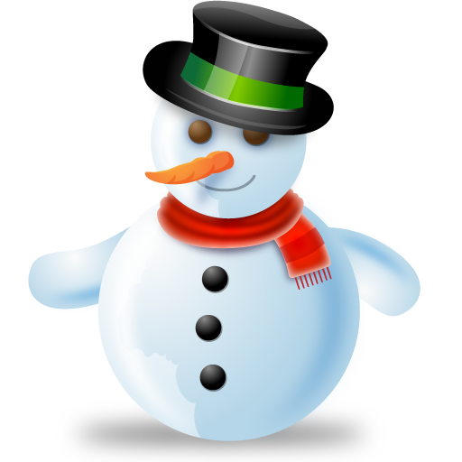 Snowman Free Png Image PNG Image