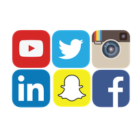 download social media free png photo images and clipart freepngimg rh freepngimg com clipart social media social media logo clipart