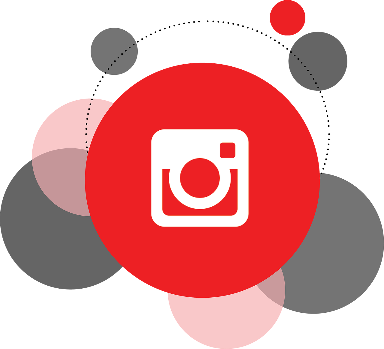 Instagram Icons Media Computer Advertising Social PNG Image